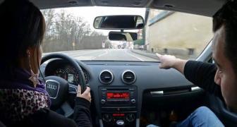 Driving, Driving instructor, Auto instructor, Automatic Jeep