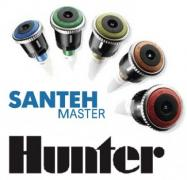 Hunter MP Rotator irrigation nozzles