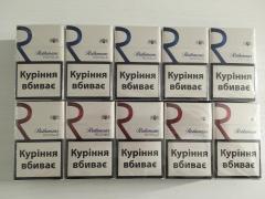 Продам оптом сигарети Rotmans royals червоний, синій
