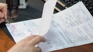 Receipts, accounting documents. visa assistance