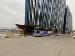 Щоденні поїздки Стаханов Москва (автовокзал) Інтербус