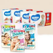 Sell wholesale diapers Dada (Comfort fit, Premium extra soft)