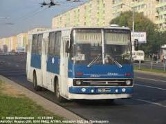 Will sell the windshield on the bus Ikarus